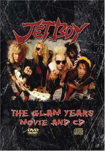 DVD : Jetboy - Glam Years (With CD, 2PC)