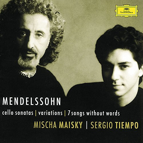 Mendelssohn: Cello Sonatas; Variations / (7) Songs without Words