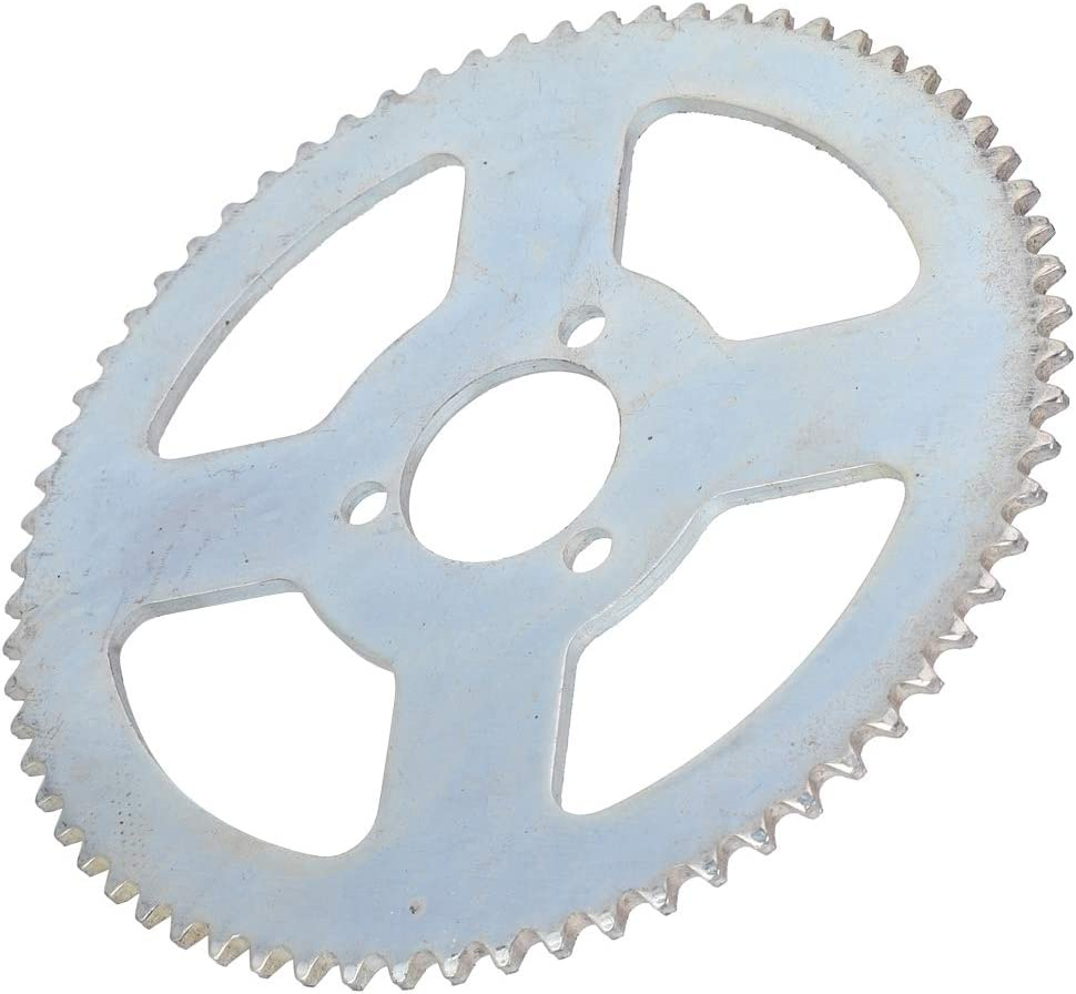 Keen so Universal Paqrts Metal 65 Tooth 25H 3 Holes Crankset Gear Plate Electric Scooter Sprocket Accessory