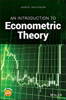 An Introduction to Econometric Theory Front Cover