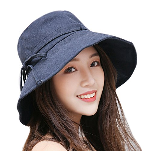 HAPEE Women Summer Sun Hats,Flap Cover Cap UPF 50+ Shade Hat Fishing Hat,8381