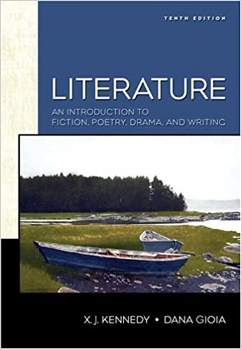 Literature an introduction to fiction poetry and drama 10th literature an introduction to fiction poetry and drama 10th edition 10th edition fandeluxe Choice Image