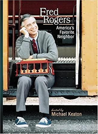 Amazon Com Fred Rogers America S Favorite Neighbor Michael Keaton Fred Rogers Movies Tv