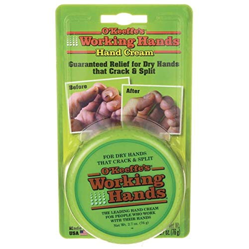 - O'Keeffe's Working Hands Hand Cream (Packaging May Vary)