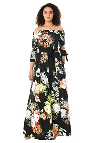 bf6777207ebc eShakti Womens Asymmetric Neck Cotton Knit Jumpsuit CL0056364