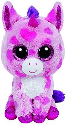 Amazon.com  Ty Beanie Boo Plush - Sugar Pie The Unicorn 15cm (valentines  Exclusive)  Toys   Games 9633b4ea4f7