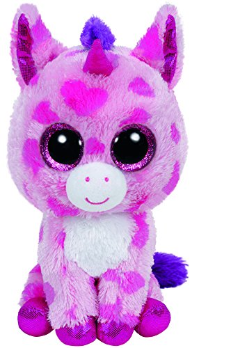 (Ty Beanie Boo Plush - Sugar Pie The Unicorn 15cm (valentines Exclusive))