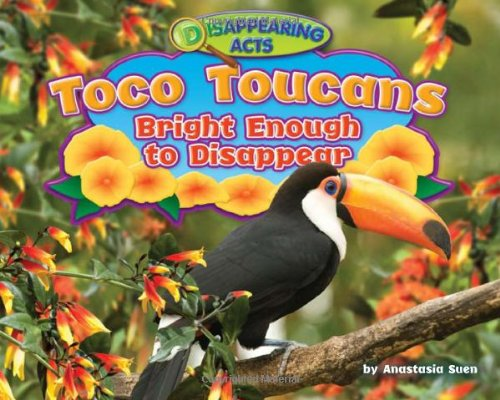 (Toco Toucans: Bright Enough to Disappear (Disappearing Acts))