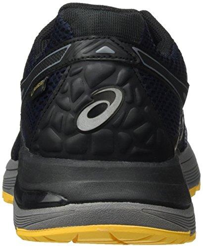 9 Fusion Hommes peacoat tx 5890 pulse Gel De Black Asics Chaussures Gold Gymnastique Gris G RnCUqfBW