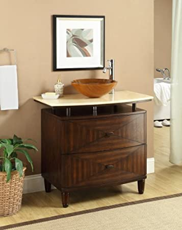 bathroom vanity vessel sink cheap small vanities with sinks lowes faucet inclusive
