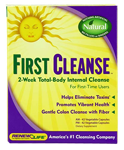 Renew Life First Cleanse, 2-week Total Body Internal Cleanse
