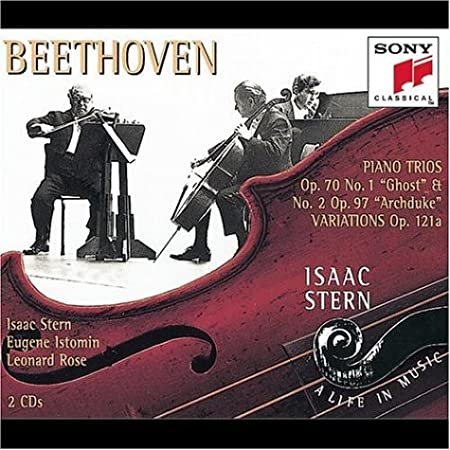 Beethoven: Piano Trios Isaac Stern: A Life in Music, Vol. 18