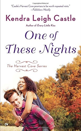 book cover of One of These Nights