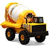 Tonka Steel Cement Mixer Vehicle