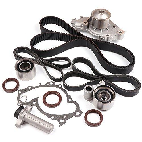 ECCPP Timing Belt W/Water Pump Kit For Toyota Lexus RX300 3.0L V6 DOHC 1MZFE 3MZFE