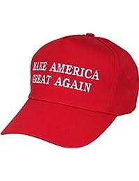 Make America Great Again - Donald Trump 2016 Campaign Cap...
