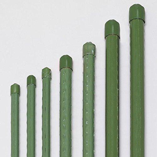 Pflanzstab 11x1500 mm grün 10 Stück