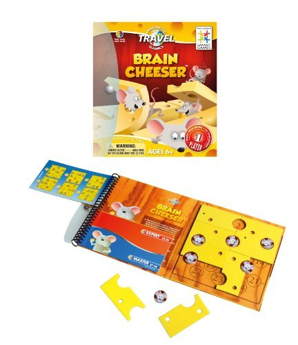 SmartGames SGT250US Brain Cheeser