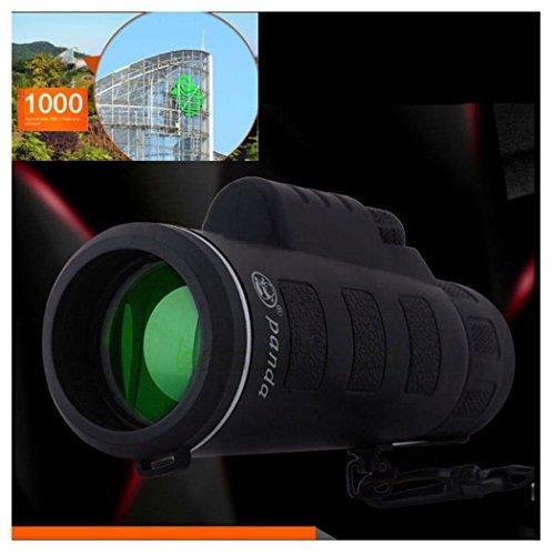 Super High Power 40X60 Portable HD OPTICS BAK4 Evening Vision Monocular Telescope