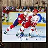 Igor Larionov Signed Photograph - Team CCCP Russia vs. Gretzky 8x10 - Autographed NHL Photos