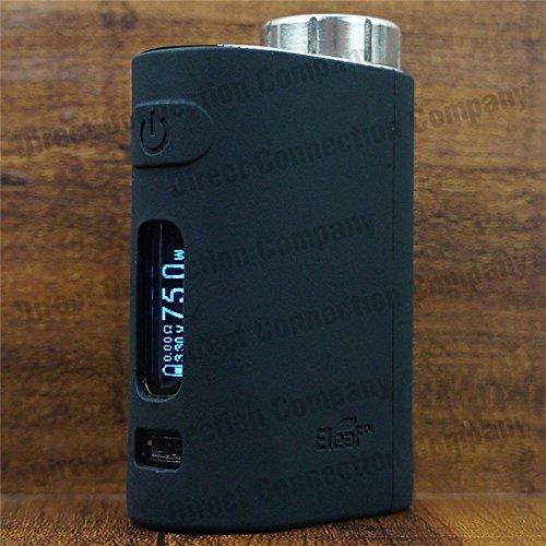 Silicone Case for eLeaf iStick PICO 75W TC Skin Sleeve Cover Wrap (Black)