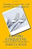 Dining Etiquette, Rebecca Black, 1500221945