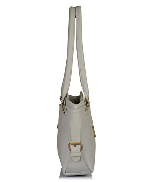 3832467640 Fostelo Princess Diana Women s Handbag (Grey)  Amazon.in  Shoes   Handbags