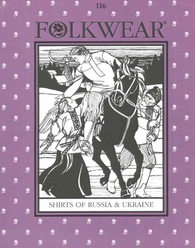 Patterns - Folkwear #116 Shirts of Russia & Ukraine