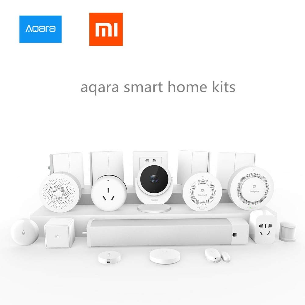 Amazon.com: Xiaomi Mijia Aqara Smart IP CCTV Alarma de ...
