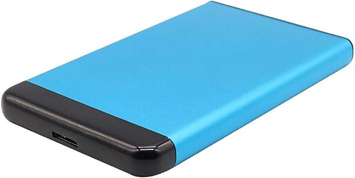 ポータブル外付けハードドライブ、500G / 1TB / 2TBユニバーサルソリッドステートディスク|優れた耐衝撃性、PC用USB 3.0、Mac用、ノートブックデスクトップコンピューター