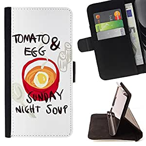 King Case - FOR LG G3 - we thought of writing - Prima caja de la PU billetera de cuero con ranuras para tarjetas, efectivo Compartimiento desmontable y correa para la mu?eca