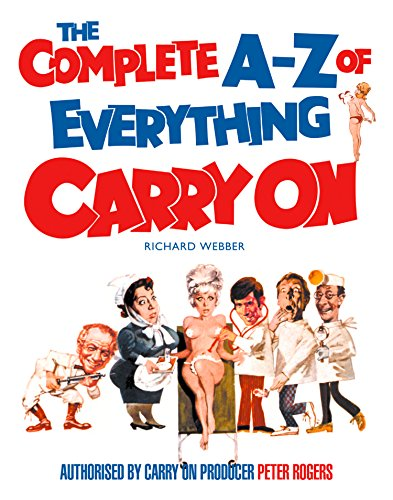 [Ebook] The Complete A–Z of Everything Carry On [K.I.N.D.L.E]
