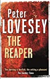 Front cover for the book The Reaper by Peter Lovesey