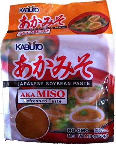 Japanese Soybean Paste AKA Miso No GMO - 1lbs ()