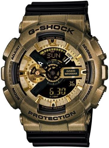 [カシオ] 腕時計 ジーショック 30th Anniversary Collaboration Series G-SHOCK × NEW ERA コラボレーションモデル GA-110NE-9AJR ブラック