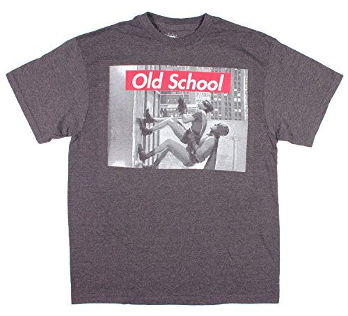 [Batman & Robin Old School Vintage TV Show Graphic T-Shirt - Small] (Tv Show Costumes For Men)