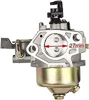OuyFilters - Pack de carburador con bujía de Encendido para Honda Gx340 Gx390 11hp 13hp Motor cortacésped