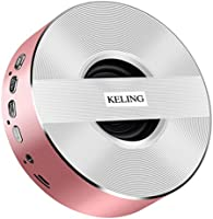 Gillberry A5 Super Bass Mini Portable Bluetooth Handsfree Speaker For Smartphone Iphone 7 Plus (Pink)