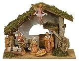 Fontanini by Roman Italian Nativity Set for Tabletop Display