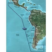 Garmin BlueChart G2 Vision VSA002R South America West Coast