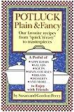 Potluck Plain and Fancy, Susan M. Peery, 0911469133