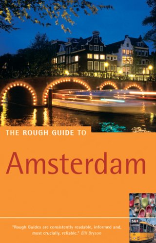 The Rough Guide To Amsterdam - 8th edition pdf epub