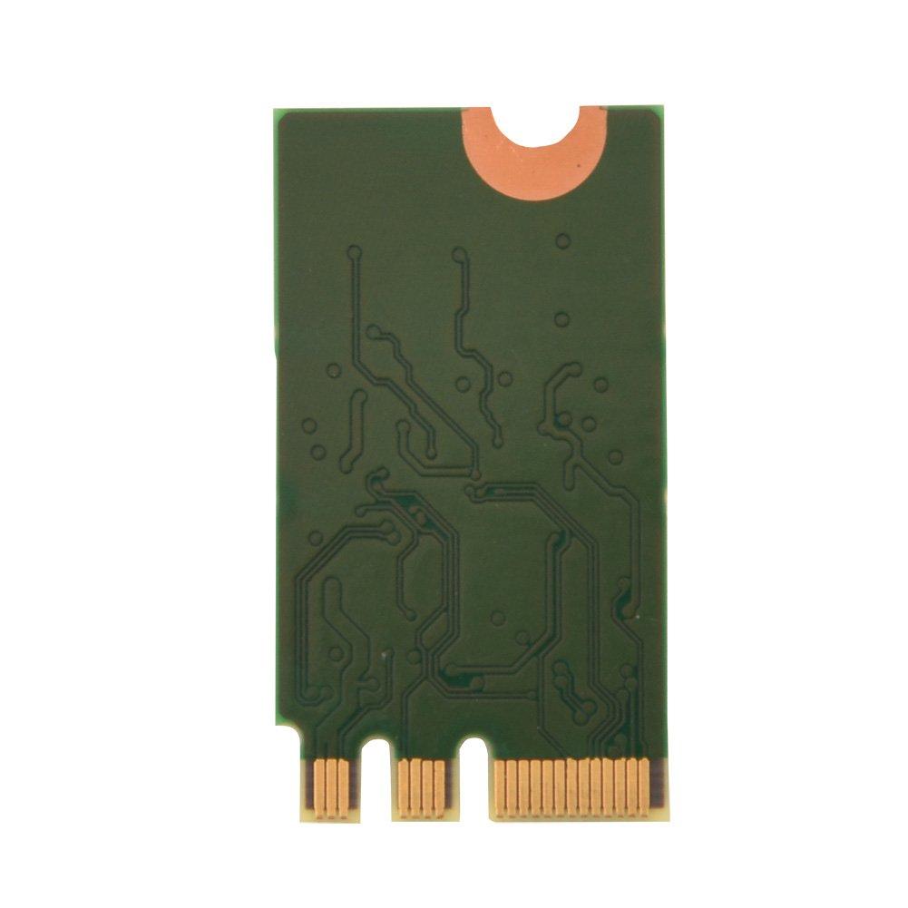 2.4G 5G Dual-Band Wireless 4.0 WiFi Inal/ámbrica Mini NGFF // M2 Tarjeta especificada para Lenovo B50-30 // B50-45 // B50-70 // B50-80 etc. Asixx Mini Tarjeta WiFi