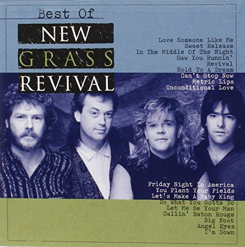 Best of New Grass Revival by Capitol Nashville
