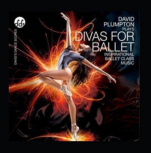 Divas for Ballet Inspirational Ballet Class Music