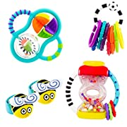 Sassy My First Rattles Gift Set