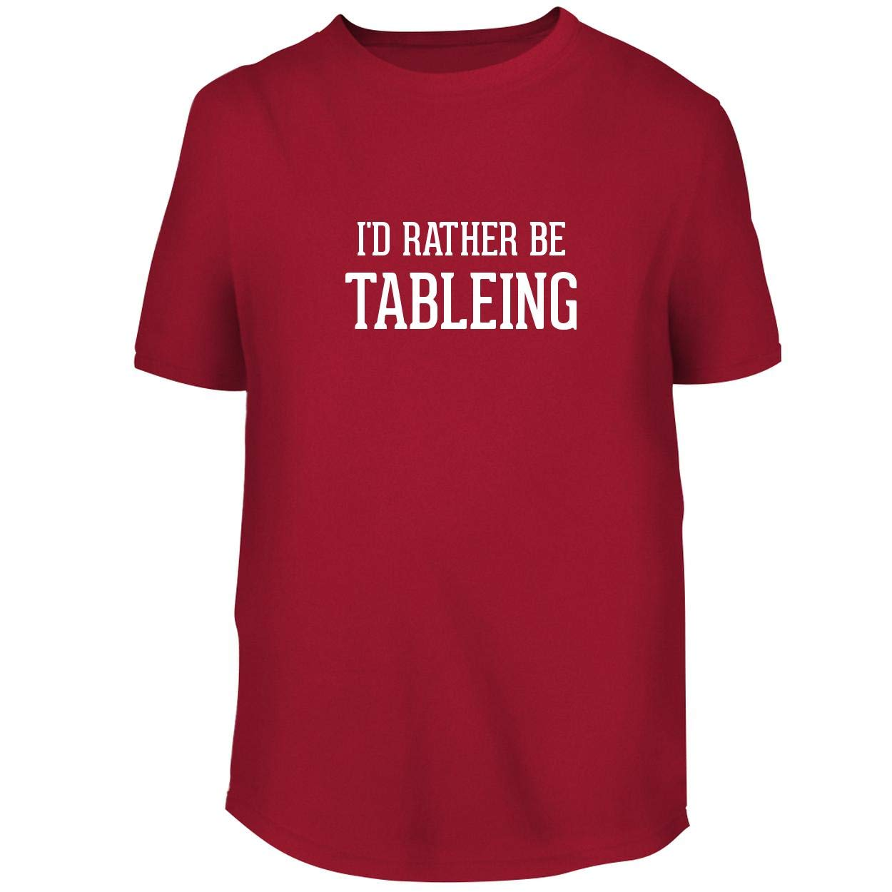 Amazon Com Bh Cool Designs I D Rather Be Tableing Men S