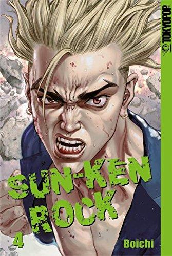 Sun-Ken Rock 04 Taschenbuch – 12. Oktober 2015 Boichi TOKYOPOP 3842012144 Action