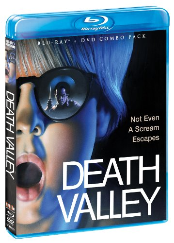 Death Valley Blu ray DVD Combo product image