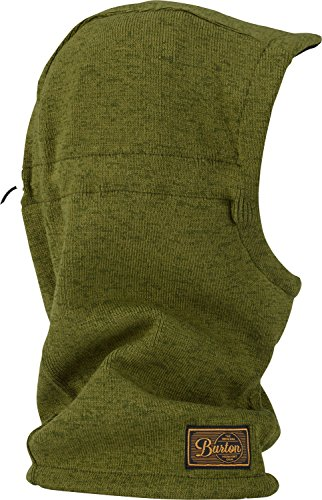 (Burton Hampshire Hood, Rifle Green/Olive Branch Marl, One Size)